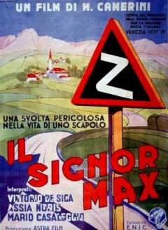 Signor Max, Il (1937)