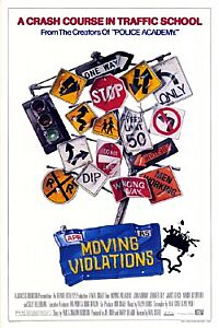 Moving Violations Trailer