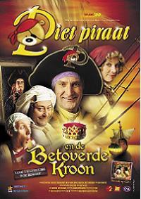 Piet Piraat en de betoverde kroon (2005)