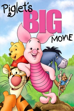 Piglet's Big Movie Trailer