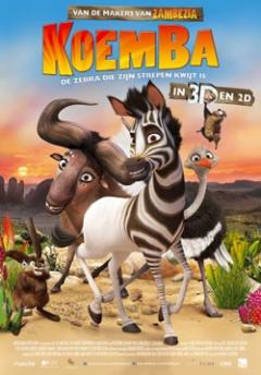 Koemba: de Zebra die zijn Strepen kwijt is (2013)