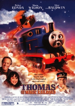 Thomas and the Magic Railroad Trailer