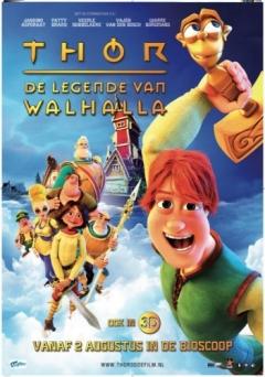 Thor: De Legende van Walhalla (2011)