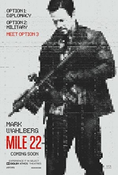 Chris Stuckmann - Mile 22 - movie review