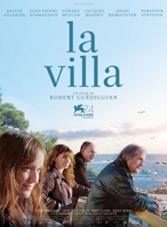La villa poster