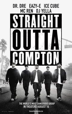 Straight Outta Compton - Red Band Trailer