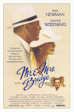 Mr. & Mrs. Bridge (1990)