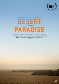 Paradijs in de Woestijn poster