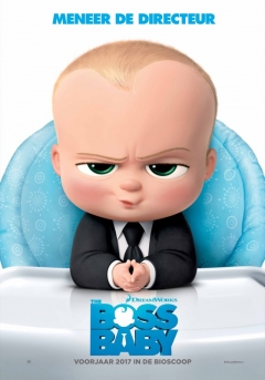 Boss Baby 2D NL, The