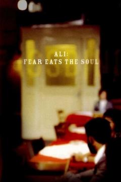 Angst essen Seele auf