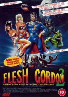 Flesh Gordon Meets the Cosmic Cheerleaders (1989)