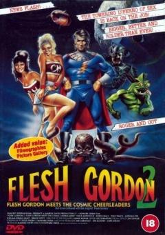 Flesh Gordon Meets the Cosmic Cheerleaders (1989)