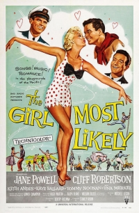 The Girl Most Likely (1958)