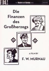 Die Finanzen des Großherzogs (1924)