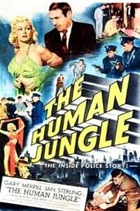 The Human Jungle (1954)