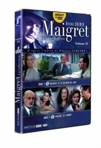"""""""Maigret"""" Maigret et la croqueuse de diamants"""