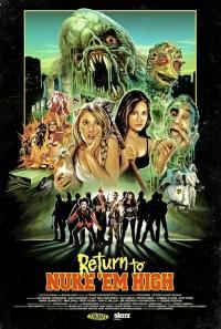 Return to the Class of Nuke 'Em High (2013)