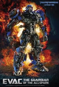 Transformers: The Ride - 3D (2011)