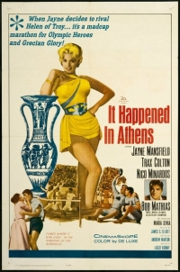 It Happened in Athens (1962)