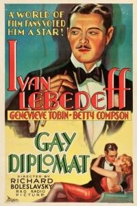 The Gay Diplomat (1931)