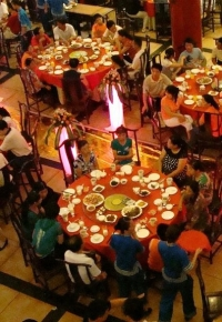 The Biggest Chinese Restaurant in the World