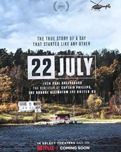 22 July - official trailer