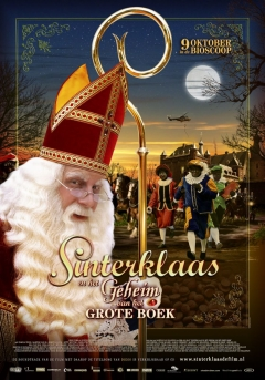 Sinterklaas en het Geheim van het Grote Boek (2008)