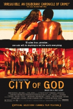 Filmposter van de film City of God (2002)