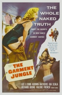 The Garment Jungle (1957)