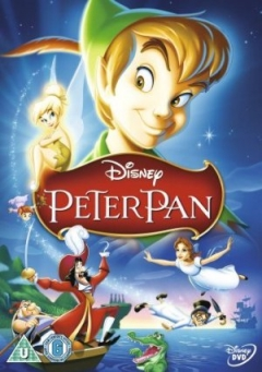 Filmposter van de film Peter Pan (1953)