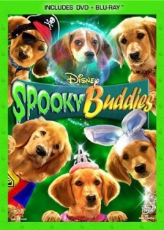 Spooky Buddies Trailer