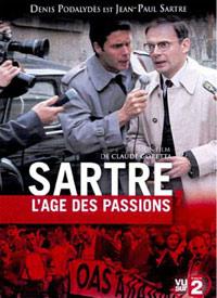 Sartre, l'âge des passions (2006)