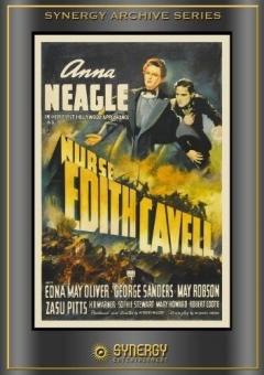 Filmposter van de film Nurse Edith Cavell (1939)