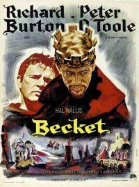 Filmposter van de film Becket (1964)