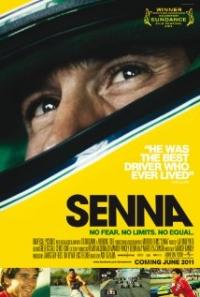 Filmposter van de film Senna (2010)