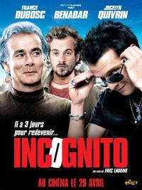 Incognito Trailer