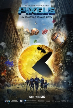 Pixels -Internationale trailer
