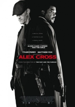 Alex Cross Trailer