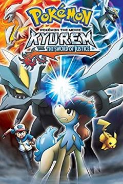 Pokémon: Kyurem vs Het Zwaard Der Gerechtigheid (2012)