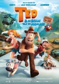 Ted & De Schat van de Mummie (2012)
