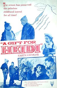 A Gift for Heidi (1958)