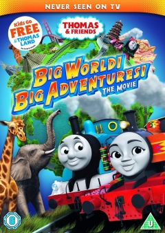 Thomas & Friends: Big World! Big Adventures! The Movie Trailer