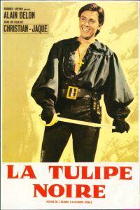 La tulipe noire (1964)