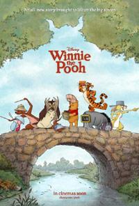 Filmposter van de film Winnie de Poeh (2011)
