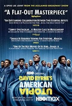 David Byrne's American Utopia (2020)