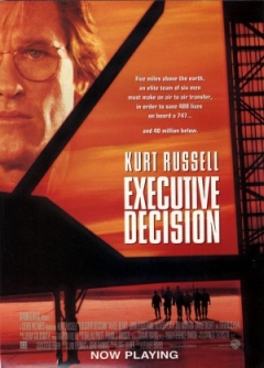 Executive Decision Trailer