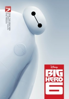 Big Hero 6 - Official trailer #4