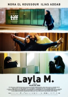 Layla M. poster