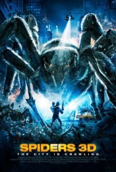 Spiders 3D Trailer