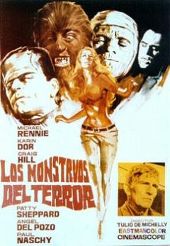 Monstruos del terror, Los (1970)